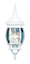 Livex Lighting 7527-03 - 3 Light White Chain Lantern