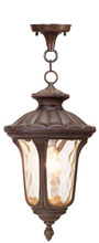 Livex Lighting 7654-58 - 1 Light Imperial Bronze Chain Lantern