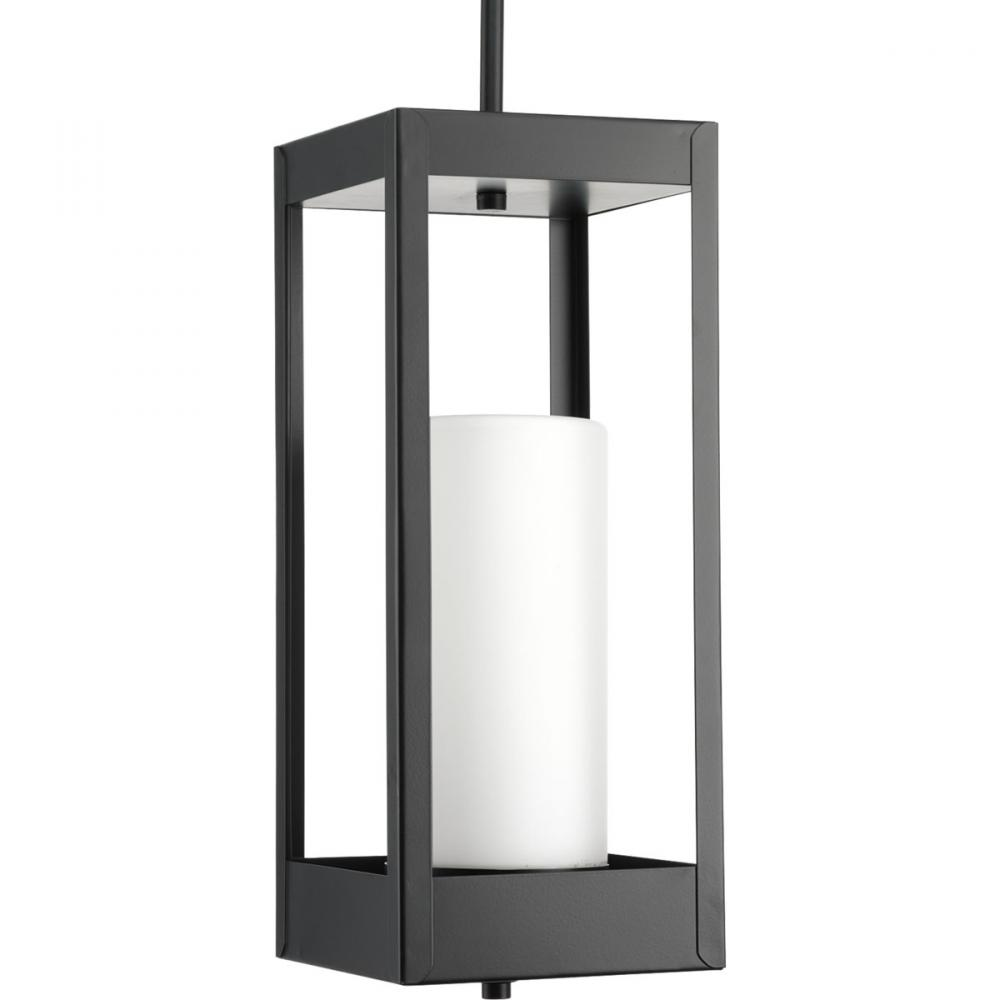 One-light hanging lantern