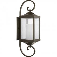 Progress P560020-020 - Devereux Collection One-Light Large Wall-Lantern