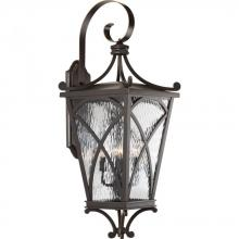 Progress P6640-108 - Cadence Collection 4-Lt. Extra-Large Wall Lantern