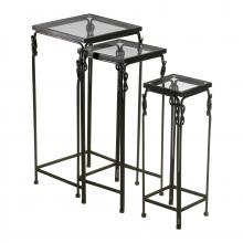 Cyan Designs 04311 - Dupont Nesting Tables S/3