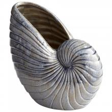 Cyan Designs 08701 - Small Rippled Shell Vase