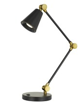 CAL Lighting BO-2773DK-DB - Atichson LED 10W, 3000K Desk Lamp