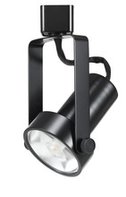 CAL Lighting HT-121-BK - AC 12W, 3300K, 770 Lumen, dimmable integrated LED track fixture