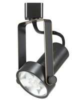 CAL Lighting HT-121-DB - AC 12W, 3300K, 770 Lumen, dimmable integrated LED track fixture