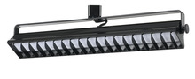 CAL Lighting HT-633M-BK - AC 40W, 4000K, 2640 Lumen, dimmable integrated LED wall wash track fixture