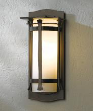 Hubbardton Forge 307105-SKT-07-GG0247 - Sonora Small Outdoor Sconce