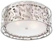 Minka George Kovacs P7989-077 - 2 LIGHT FLUSH MOUNT